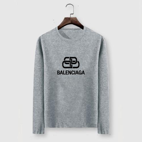 Balenciaga T-Shirts Long Sleeved For Men #903355