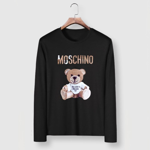 Moschino T-Shirts Long Sleeved For Men #903413