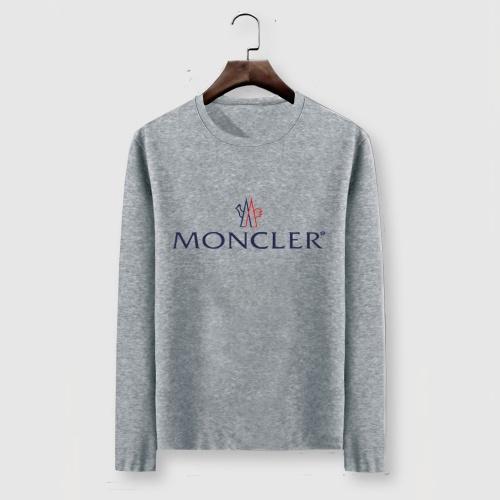 Moncler T-Shirts Long Sleeved For Men #903421