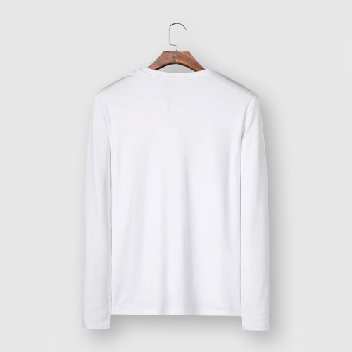 Replica Versace T-Shirts Long Sleeved For Men #903445 $29.00 USD for Wholesale
