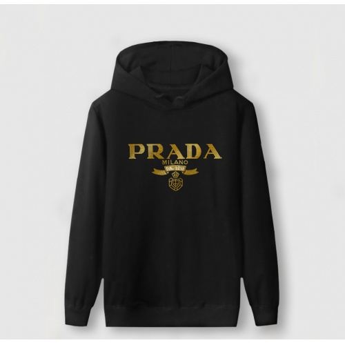 Prada Hoodies Long Sleeved For Men #903615