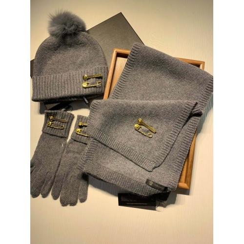 Versace Scarf & Hat Set #903653