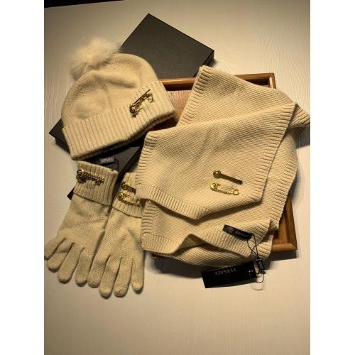 Versace Scarf & Hat Set #903655