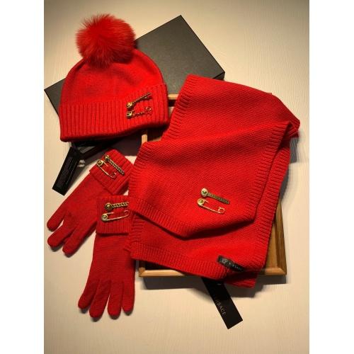 Versace Scarf & Hat Set #903656