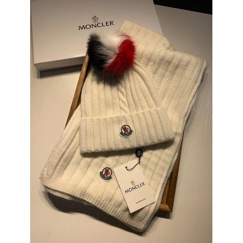 Moncler Scarf & Hat Set #903728