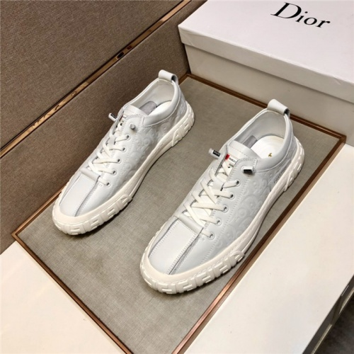 Christian Dior Casual Shoes For Men #903938
