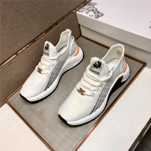 Versace Casual Shoes For Men #903939