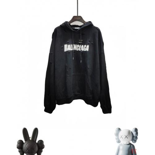 Balenciaga Hoodies Long Sleeved For Men #904165