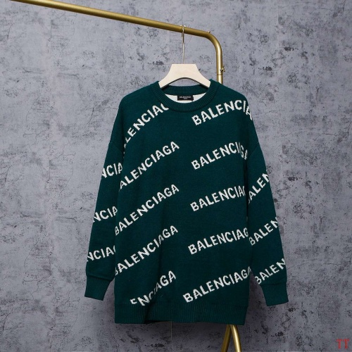 Balenciaga Sweaters Long Sleeved For Men #904182
