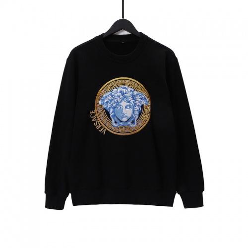 Versace Hoodies Long Sleeved For Men #904187