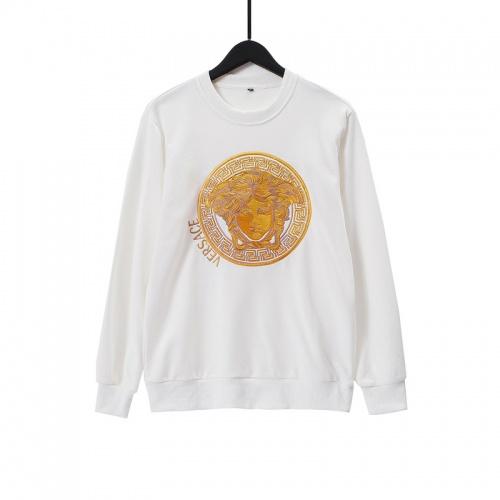 Versace Hoodies Long Sleeved For Men #904188