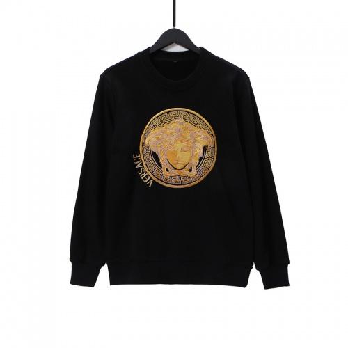 Versace Hoodies Long Sleeved For Men #904189