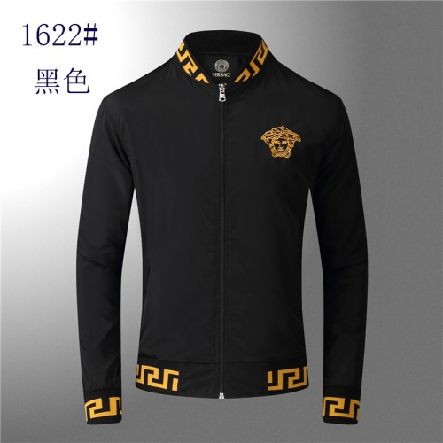Versace Jackets Long Sleeved For Men #904203
