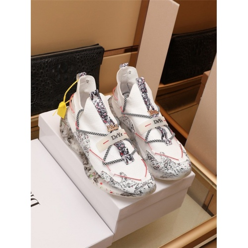 Christian Dior Casual Shoes For Men #904288
