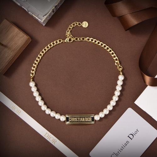 Christian Dior Necklace #904307 $32.00 USD, Wholesale Replica Christian Dior Necklace