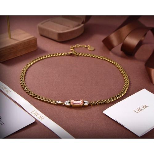 Christian Dior Necklace #904914 $29.00 USD, Wholesale Replica Christian Dior Necklace
