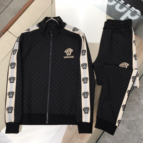 Versace Tracksuits Long Sleeved For Men #904974