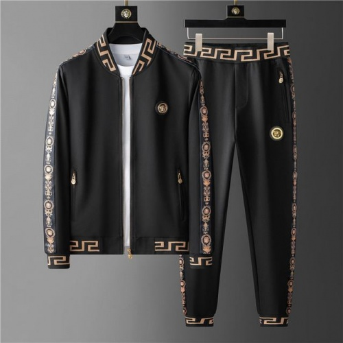 Versace Tracksuits Long Sleeved For Men #904999