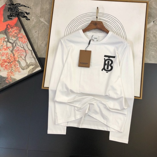 Burberry T-Shirts Long Sleeved For Men #905007