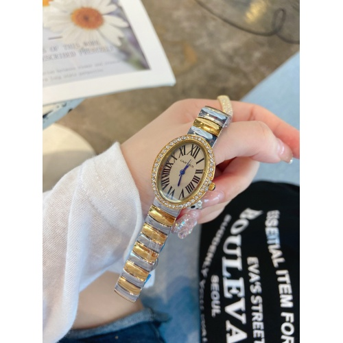 Replica Cartier Watches For Women #905354 $35.00 USD for Wholesale