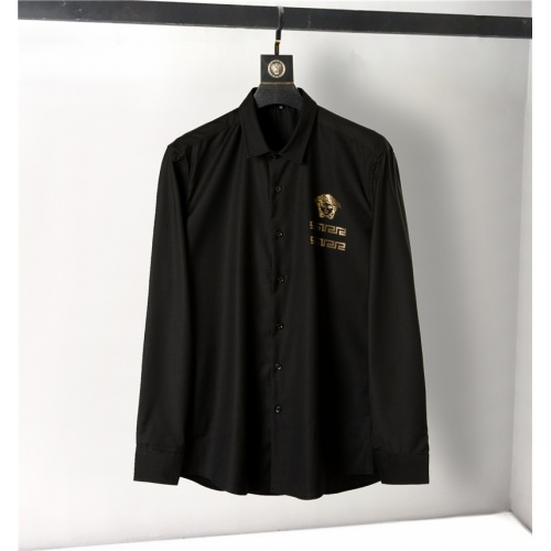 Versace Shirts Long Sleeved For Men #905695