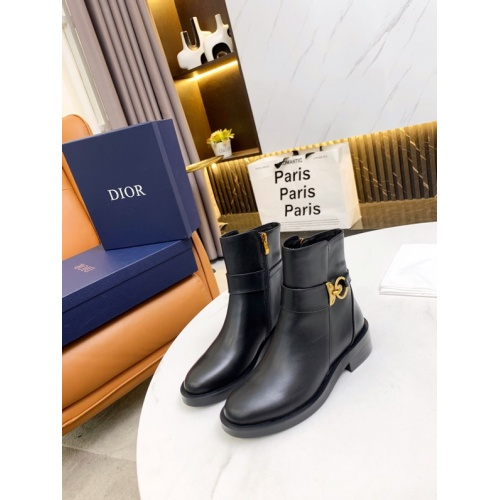 Christian Dior Boots For Women #906092