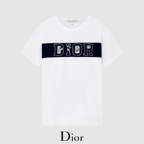 Christian Dior T-Shirts Short Sleeved For Men #906230