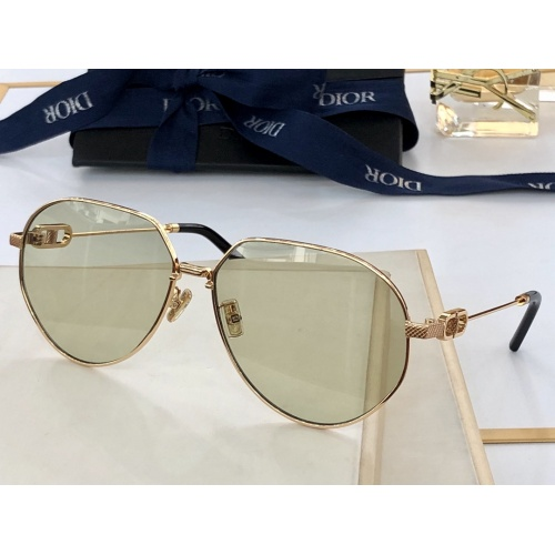 Christian Dior AAA Quality Sunglasses #906332