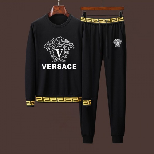 Versace Tracksuits Long Sleeved For Men #906422