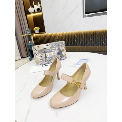 Christian Dior High-Heeled Shoes For Women #906641