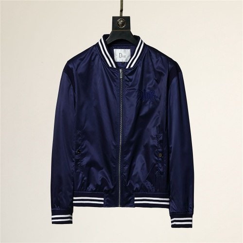 Christian Dior Jackets Long Sleeved For Men #906712