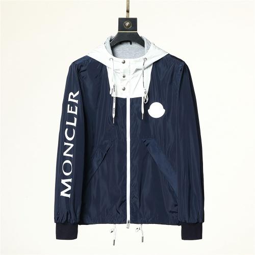 Moncler Jackets Long Sleeved For Men #906730