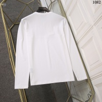 $34.00 USD Versace T-Shirts Long Sleeved For Men #897773