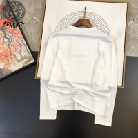 $34.00 USD Versace T-Shirts Long Sleeved For Men #905025