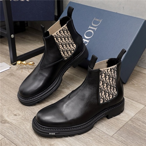 Christian Dior Boots For Men #906804