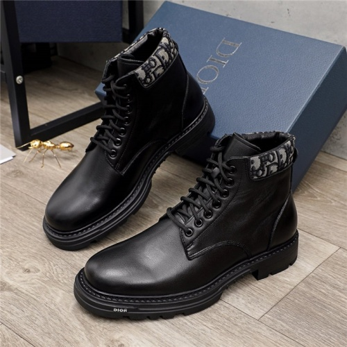 Christian Dior Boots For Men #906806