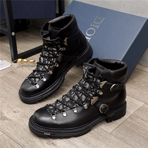 Christian Dior Boots For Men #906807