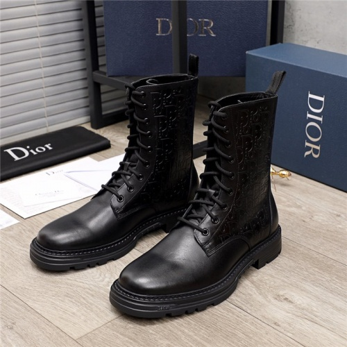 Christian Dior Boots For Men #906808