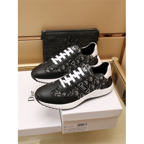 Christian Dior Casual Shoes For Men #906821