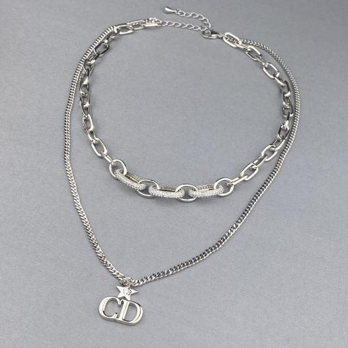 Christian Dior Necklace #906887 $42.00 USD, Wholesale Replica Christian Dior Necklace