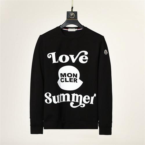 Moncler Hoodies Long Sleeved For Men #906978