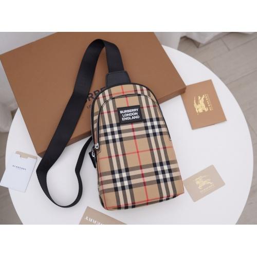 Burberry AAA Man Messenger Bags #907018
