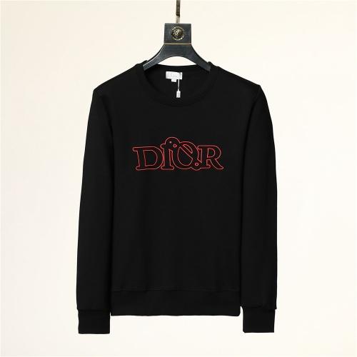 Christian Dior Hoodies Long Sleeved For Men #907051