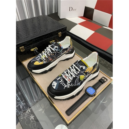 Christian Dior Casual Shoes For Men #907219
