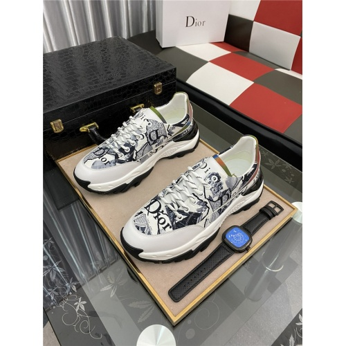 Christian Dior Casual Shoes For Men #907220