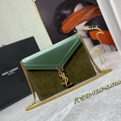 Yves Saint Laurent YSL AAA Messenger Bags For Women #907325
