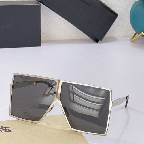 Yves Saint Laurent YSL AAA Quality Sunglassses #907383
