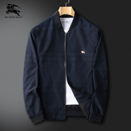 Burberry Jackets Long Sleeved For Men #907411