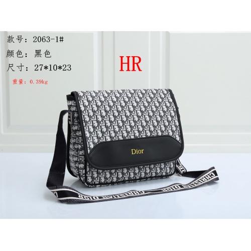 Christian Dior Messenger Bags #907631 $26.00 USD, Wholesale Replica Christian Dior Messenger Bags