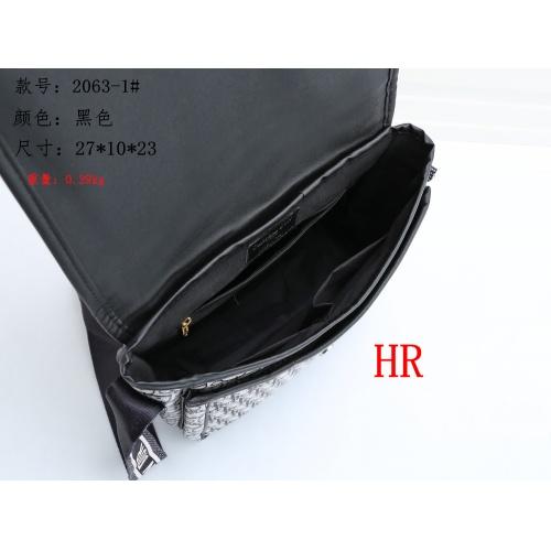 Replica Christian Dior Messenger Bags #907631 $26.00 USD for Wholesale